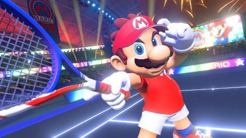 Vediamo una video analisi del primo trailer di Mario Tennis Aces
