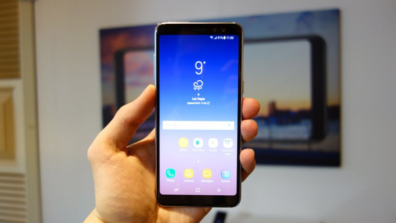 CES 2018 - Gli smartphone e i tablet allo show