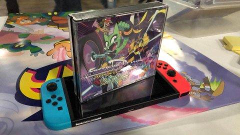 Freedom Planet sta per arrivare su Nintendo Switch?