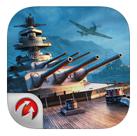 World of Warships Blitz per iPad