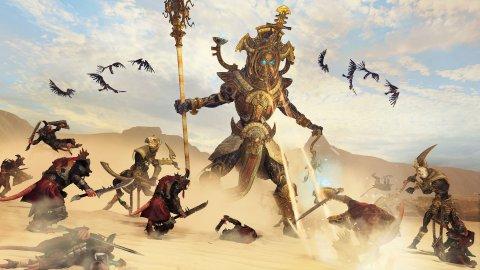 Undici minuti di gameplay in video per Rise of the Tomb Kings, il nuovo DLC di Total War: Warhammer 2