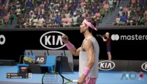 AO Tennis - Video gameplay