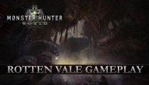 Monster Hunter: World - Un video di gameplay dalla Rotten Vale