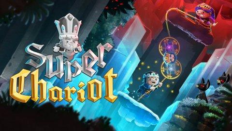 Super Chariot porta il particolare platform cooperativo di Frima e Microids anche su Switch