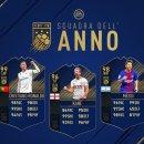 Sono Ronaldo, Messi e Kane gli attaccanti della squadra dell'anno di FIFA 18 Ultimate Team