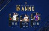 Sono Ronaldo, Messi e Kane gli attaccanti della squadra dell'anno di FIFA 18 Ultimate Team - Notizia