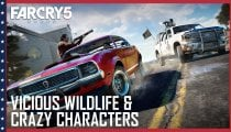 "Far Cry 5 - Trailer ""Vicious Wildlife & Crazy Characters"""