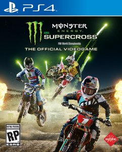 Monster Energy Supercross - The Official Videogame per PlayStation 4