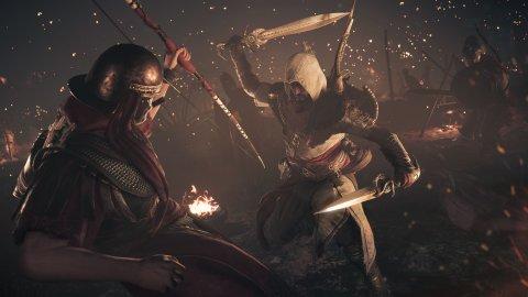 La prima espansione di Assassin's Creed Origins sarà disponibile dal 23 gennaio, la seconda dal 6 marzo