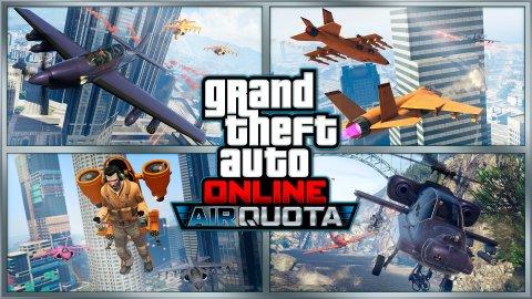 Grand Theft Auto Online, disponibili la sportiva classica Grotti GT500 e la modalità Maestro d'Armi Aeree