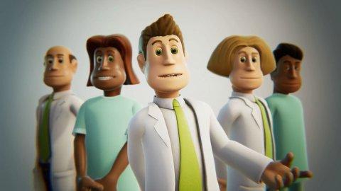 SEGA ha annunciato Two Point Hospital, il nuovo titolo dagli autori di Theme Hospital