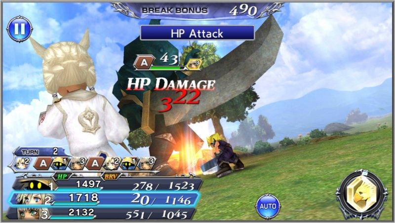 La recensione di Dissidia Final Fantasy Opera Omnia