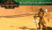 "Total War: Warhammer 2 - Il briefing di ""Tomb Kings Beastmaster"""