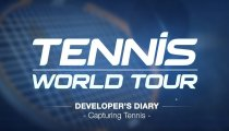 "Tennis World Tour - Il diario di sviluppo ""Capturing Tennis"""
