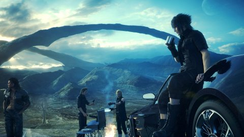 L'edizione definitiva di Final Fantasy XV?