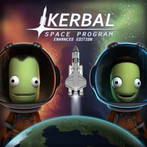 Kerbal Space Program: Enhanced Editon per PlayStation 4