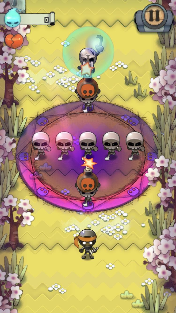 La recensione di Nindash: Skull Valley e dei suoi teschi di cristallo