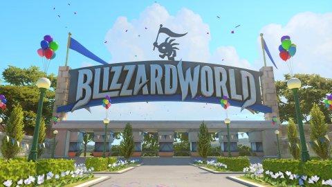 La mappa Blizzard World di Overwatch arriva il 23 gennaio