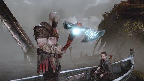 Il lead gameplay designer di God of War parla dell'ascia di Kratos e di come ha influenzato il gioco