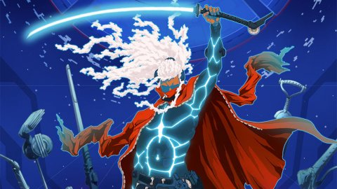 La recensione di Furi: Il guerriero dello spazio