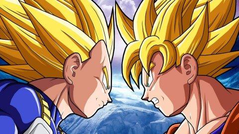 Vediamo Goku e Vegeta combattere in tutti i picchiaduro di Dragon Ball