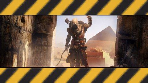 Lo stato dei lavori su Assassin's Creed Origins