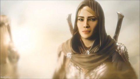 Vediamo l'opening de La Spada di Galadriel, la prima espansione narrativa de La Terra di  Mezzo: L'Ombra della Guerra