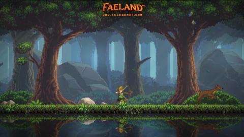 Faeland è un promettente action RPG in stile metroidvania che ricorda molto Zelda II