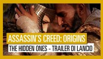 Assassin's Creed Origins: The Hidden Ones - Trailer di lancio