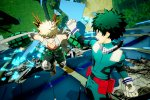 Primo trailer del gameplay per My Hero Academia: One's Justice