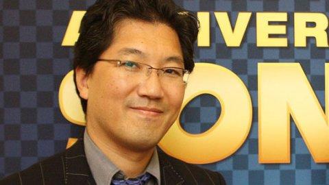 Yuji Naka, il creatore di Sonic the Hedgehog, è entrato a far parte di Square Enix