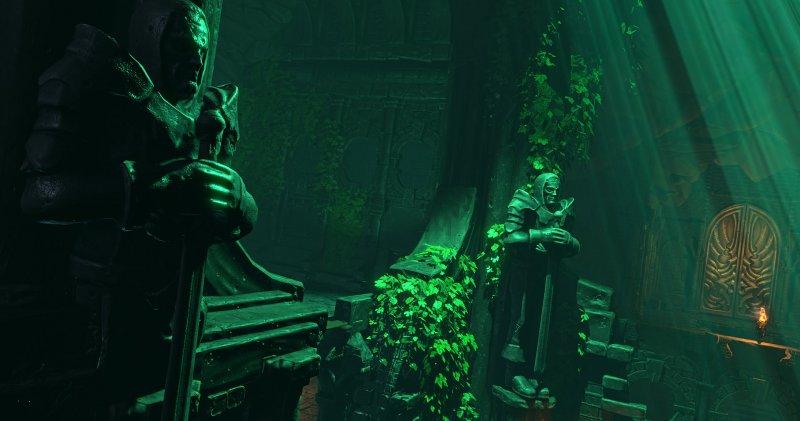 Underworld Ascendant, il provato di una nuova build