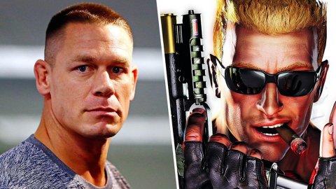 John Cena potrebbe interpretare Duke Nukem nel nuovo film prodotto da Michael Bay