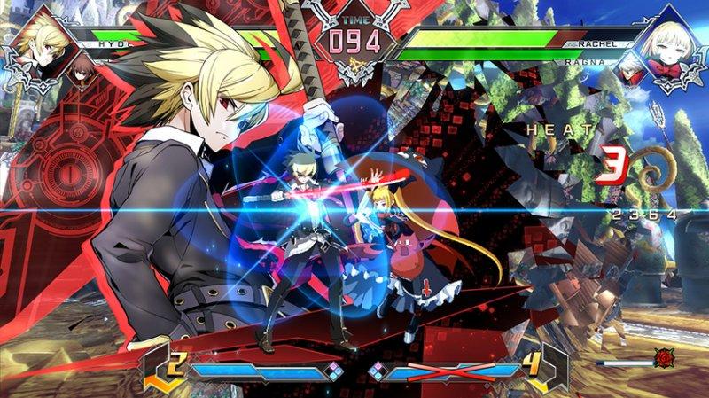 BlazBlue: Cross Tag Battle, la recensione