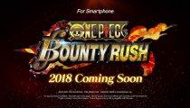 One Piece: Bounty Rush - Trailer d'annuncio occidentale