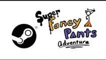 Super Fancy Pants Adventure - Trailer
