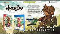 Wonder Boy: The Dragon's Trap - Trailer con la data di lancio dell'edizione retail