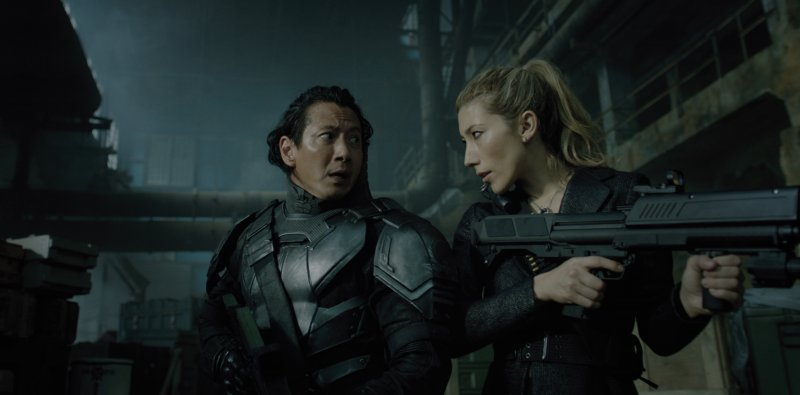 La recensione di Altered Carbon