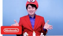 Super Mario Odyssey - Dev talk con il producer
