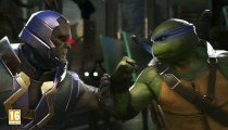 "Injustice 2 - Trailer del DLC ""Teenage Mutant Ninja Turtles"""