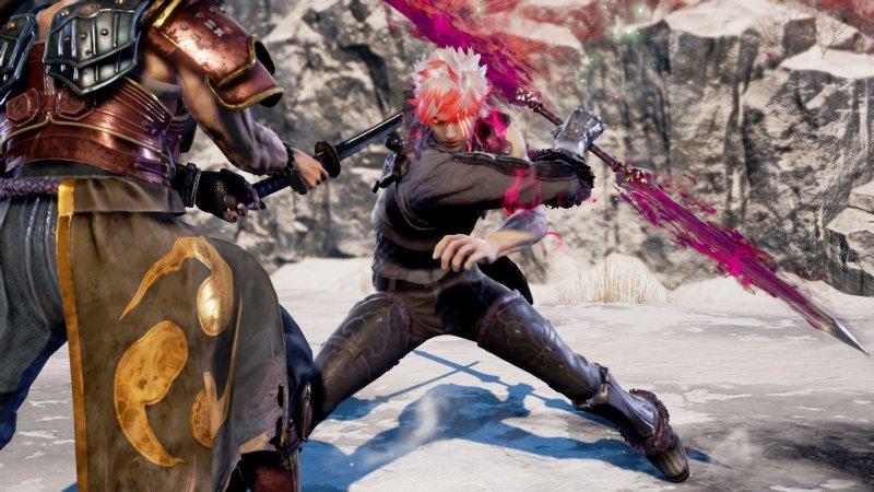 Soul Calibur 6 è una spada molto affilata
