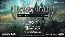 Victor Vran: Overkill Edition - Trailer d'annuncio della versione per Nintendo Switch