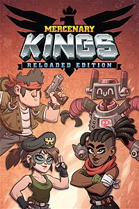 Mercenary Kings: Reloaded Edition per Xbox One