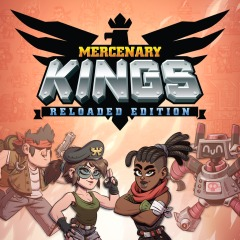 Mercenary Kings: Reloaded Edition per PlayStation Vita