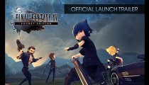 Final Fantasy XV Pocket Edition - Il trailer di lancio