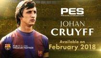 Pro Evolution Soccer 2018 - Trailer di Johan Cruyff