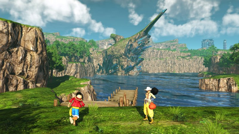 One Piece: World Seeker, la recensione