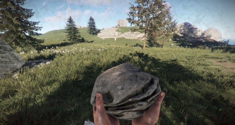 Rust Console Edition, teaser trailer uff …