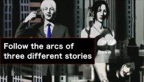 The 25th Ward: The Silver Case - Il trailer della storia e dei personaggi