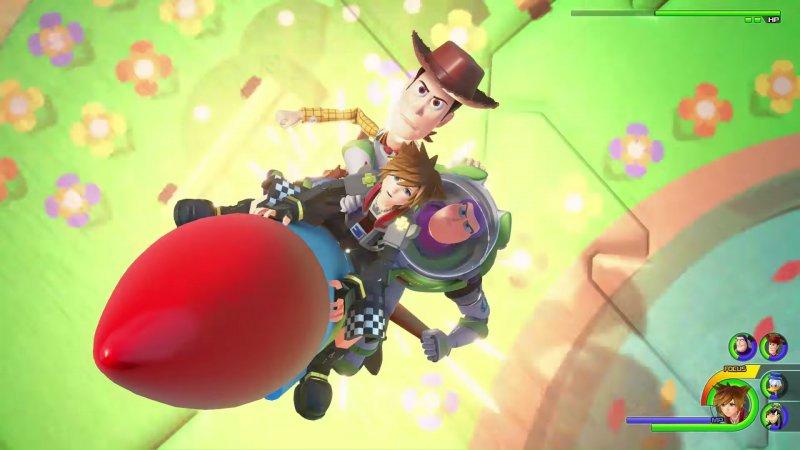 Le ultime da Kingdom Hearts III